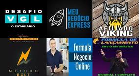 Formula De Lançamento, ( Conteudo Original) + Top Brindes