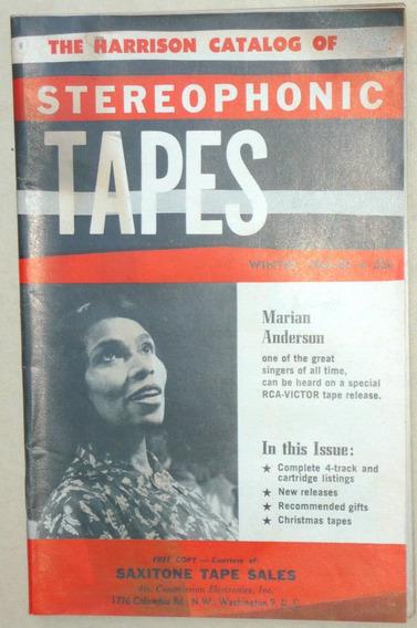 Catálogo Harrison De Cintas Estefónicas
