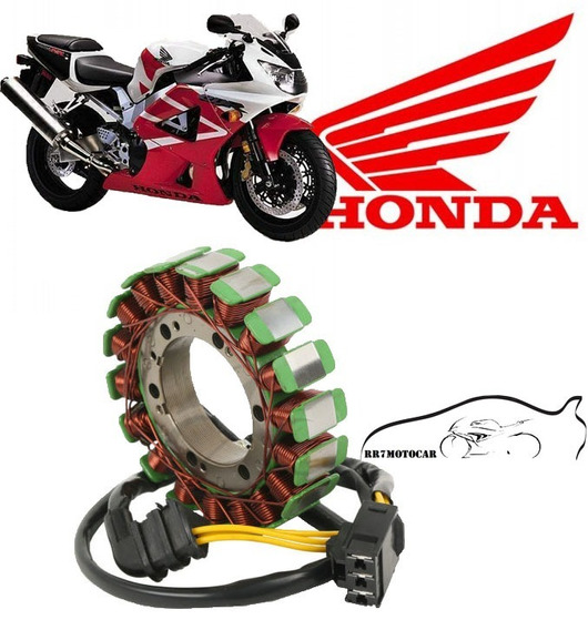 Estator Honda Cbr 929 Rr- Cbr 900 Rr 2000/2001 Novo