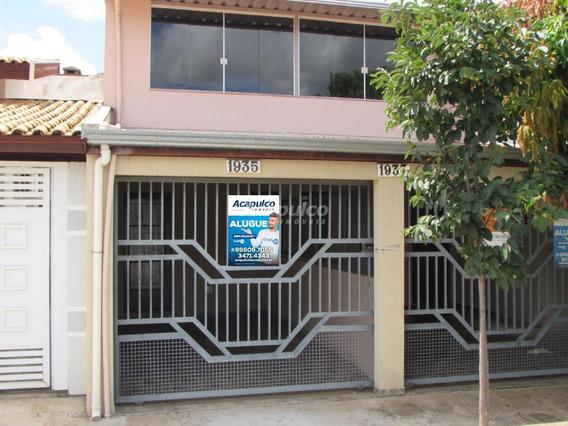 Casa Para Aluguel, 2 Quartos, 1 Vaga, Parque Novo Mundo - Americana/sp - 8429