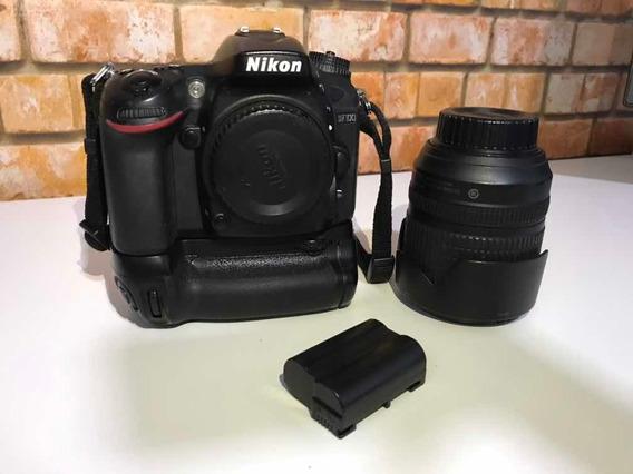 Câmera Nikon D7100 + Lente 18-105