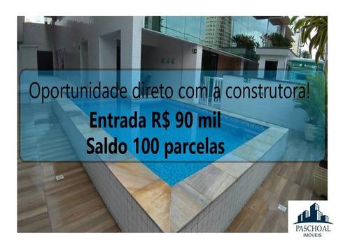 Imagem 1 de 26 de Apartameto 2 Dormititorios Com 1 Suite Na Cidade De Praia Grande - Mar135