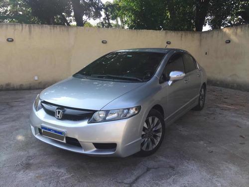 Honda Civic 2010 1.8 Lxl Couro Flex 4p
