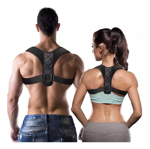 Corrector De Postura Ajustable Espalda Y Hombros