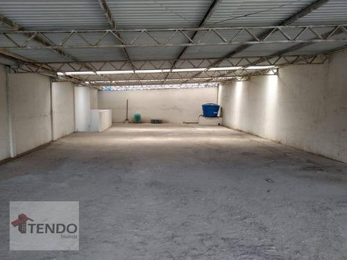 Imagem 1 de 15 de Prédio À Venda, 710 M² Por R$ 955.000,00 - Vila América - Mauá/sp - Pr0002