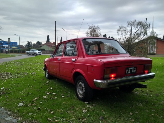 Fiat 128 Europa 1.100
