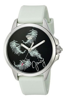 Reloj Analógico De Cuarzo Verde 1901340 Juicy Couture Para
