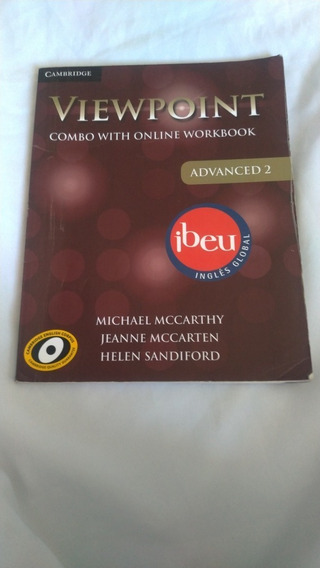 Viewpoint Combo With Online Workbook Advanced 2