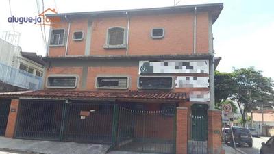 Salão Para Alugar, 100 M² Por R$ 4.000/mês - Vila Adyana - São José Dos Campos/sp - Sl0035