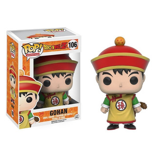 Funko Pop 106 Dragon Ball Z Gohan Playking