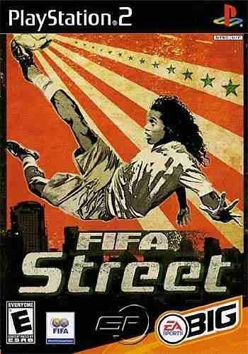 Fifa Street - Ps2 Patch +2 Brind