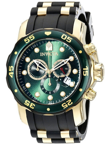 Reloj Invicta Pro Diver Cronógrafo Hombre 48mm 17886