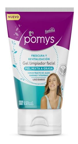 Gel Limpieza Facial Pomys Piel Grasa X 145ml