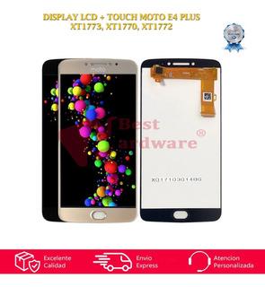 Pantalla Display + Touch Moto E4 Plus Xt1773 Xt1772 1770