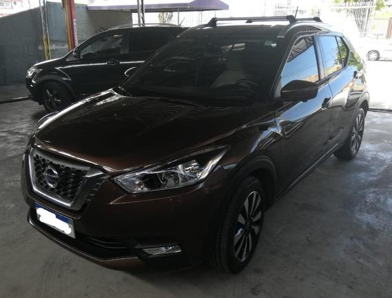 Nissan Kicks Sl 1.6 16v Cvt Automático Particular Marrom