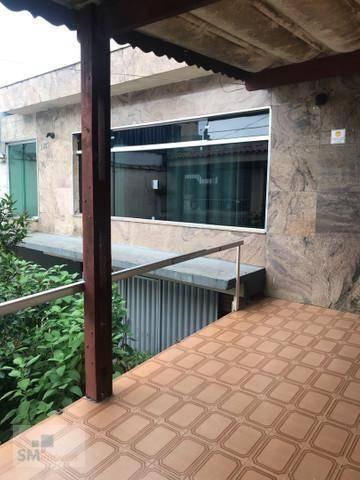 Casa Com 3 Dormitórios Para Alugar, 300 M² Por R$ 4.000,00/mês - Jardim Do Estádio - Santo André/sp - Ca0405