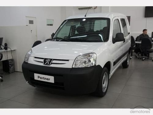 Peugeot Partner 1.6 Furgon Mixta Hdi (m)