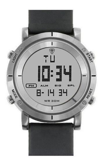 Relógio Masculino Tuguir Digital Tg6017 Prata