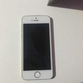 iPhone 5s Tela Vermelha