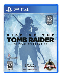 Rise Of The Tomb Raider Ps4 - Disponible