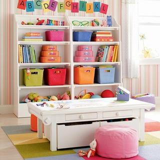 Biblioteca Organizador Juguete Repisa Infantil