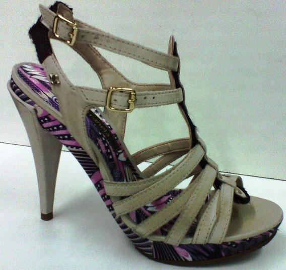 Sapato Salto Cravo & Canela 64101-008862