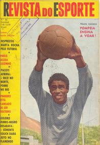 Revista Do Esporte Nº 65 - 1960 - Ferroviária De Araraquara