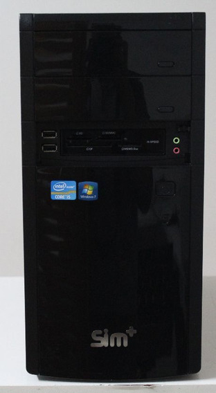 Computador Positivo Sim+ I9550 Core I5 2.9ghz 6gb Hd-1tb