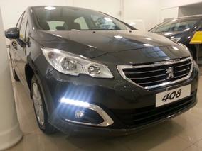 Peugeot 408 Allure 1.6 Nafta 0km, Entrega Inmediata Darc