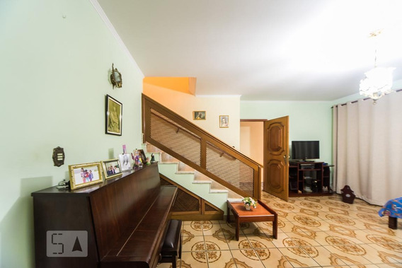 Casa Para Aluguel - Rudge Ramos, 3 Quartos, 175 - 892849937