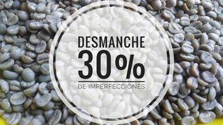 Café Verde Desmanche 1 Kg Chiapas Región Soconusco