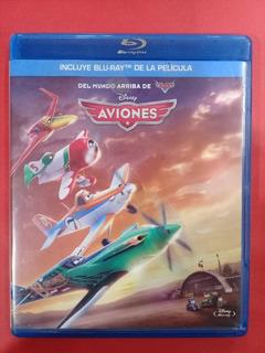 Aviones Pelicula Original En Blu-ray Disney