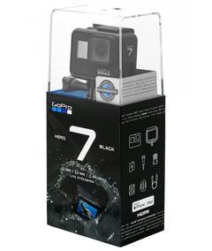 Gopro Hero 7 Black + 32gb Extreme - Lacrado - Envio Imediato