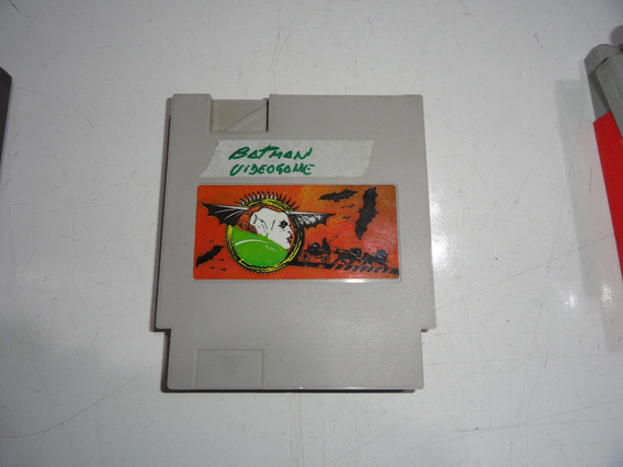 Batman Videogame Nes Turbo Game Phantom Top