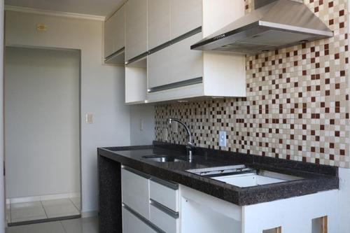 Apartamento Com 2 Dormitórios À Venda, 90 M² - Parque Terra Nova - São Bernardo Do Campo/sp - Ap65434