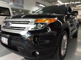 Ford Explorer 3.5 Xlt Piel Mt 2015 * Financiamiento *