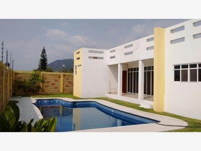 Casa Sola En Venta Fracc. Praderas De Oaxtepec