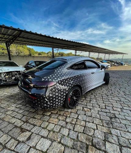 Imagem 1 de 10 de Mercedes Benz C63 S Coupe 2018 Sucata Motor Peças Acessoriós