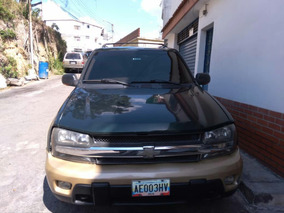 Chevrolet Trailblazer 2002