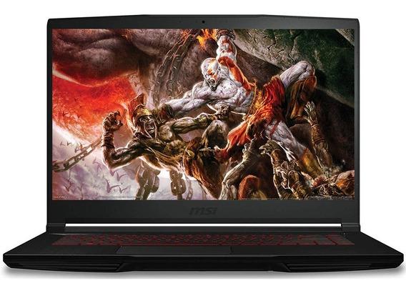Portatil Gamer Msi I7-8750h 16gb 1tb + 256gb Gtx 1050 De 4gb