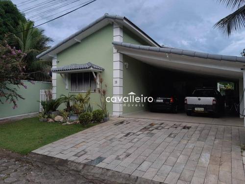 Excelente Casa Em Condomínio !!!! - Ca3499
