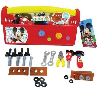 Mickey Mouse Disney Caja De Herramientas Clubhouse Bigshop