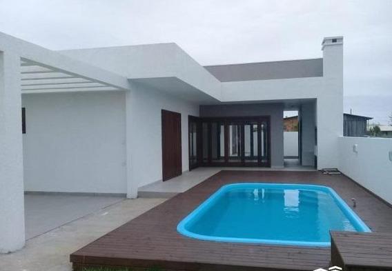 Casa De Praia Para Venda Em Arroio Do Sal, Ancora, 3 Dormitórios, 1 Suíte, 2 Banheiros, 2 Vagas - Dvcp010_2-987065