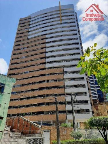 Apartamento À Venda, 72 M² Por R$ 650.000,00 - Meireles - Fortaleza/ce - Ap1715