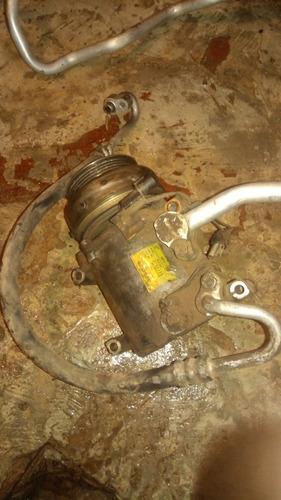 Imagem 1 de 3 de Compressor De Ar Condicionado Galant 99 2.0 16v