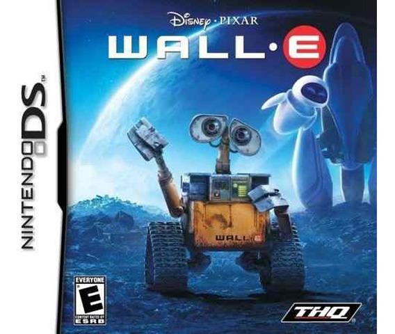 Wall E Nintendo Ds 3ds Original Lacrado Disney Super Mario
