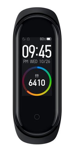 Pulsera Smartwatch Bluetooth Mi Band 4 Reloj Xiaomi Negro