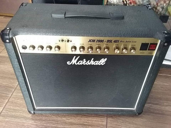 Marshall Jcm 2000 Dsl 401 Dual Super Lead Somente Venda