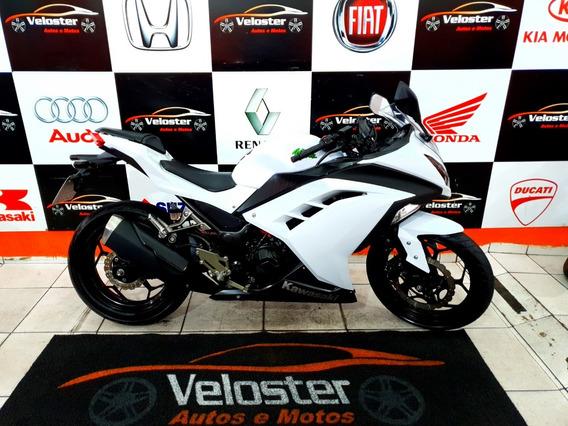 Kawasaki Ninja 300 | Único Dono Com 13.472km