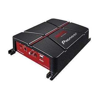 Amplificador Bridgeable De 2 Canales Pioneer Gm-a3702, Negr